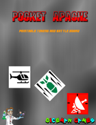 Pocket Apache Battle Tokens
