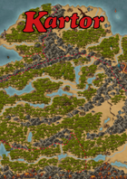 Sagospelet Äventyr: Kartplanscher