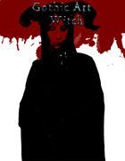 Gothic Art: Witch