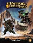 Shintiara Crusade of Time - Free Quickstart