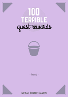 100 Terrible Quest Rewards