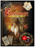 CARTOMANCY RPG, the 20-page demo booklet