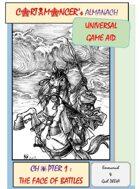 Cartomancer's Almanac #1: the BATTLES