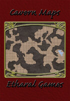 Cavern Maps - 4 Pack
