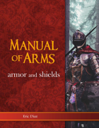 5e Manual of Arms: Armor & Shields