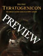 Teratogenicon PREVIEW