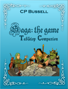 Saga: the Game -Tabletop Companion