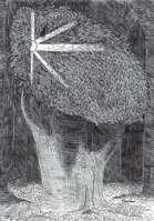 GLIMMERFRUIT TREE - atmospheric posterette