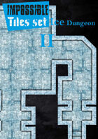 Impossible Tiles: Ice Dungeon 2