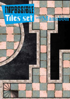 Impossible Tiles: old Mansion