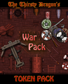 The Thirsty Dragon's: War Pack