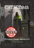 D&D DUNGEON GENERATOR - CATACOMB