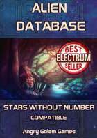 Stars Without Number Alien Database