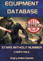 Stars Without Number Equipment Database