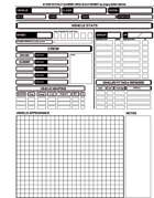 Stars Without Number Vehicle Datasheet - FORM FILLABLE
