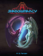 Shadowmancy: Book Three of the Nightpath Trilogy (Sample)