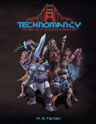 Technomancy: Book Two of the Nightpath Trilogy (Sample)