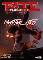 Fate Plus #3 - Martial Arts (PDF)