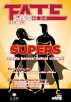 Fate Plus #2—Supers (PDF+EPUB+MOBI)