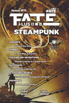 Fate Plus #11—Steampunk (PDF+EPUB+MOBI)