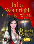 JULIA WAINRIGHT: Girl In Two Worlds