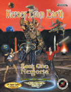 HEROES FROM EARTH: Book 1 - Nemoria