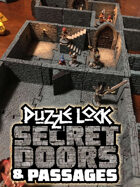 PuzzleLock Secret Doors & Passages