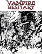 Vampire Bestiary - Mountain of the Cannibal God