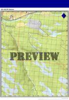 32V NR/PR Sætnan Topographical map