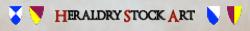 Heraldry Stock Art