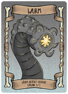 Wurm Lifelink Token