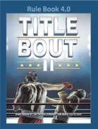 TITLE BOUT II RULES 4.0