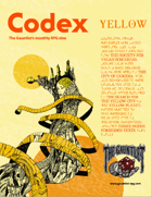 Codex - Yellow (Mar 2017)