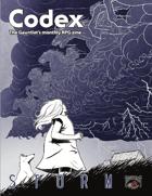 Codex - Storm (Aug 2018)