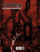 Codex - Blood 3 (Issue #39)