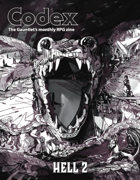 Codex - Hell 2 (Issue #40)