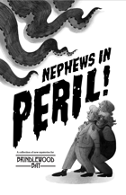 Nephews in Peril: New Mysteries for Brindlewood Bay
