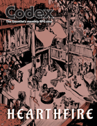 Codex - Hearthfire (Issue #42)