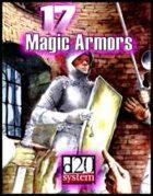 17 Magic Armors