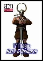 17 Magic Hats & Helmets