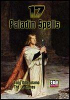 17 Paladin Spells