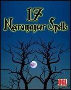 17 Necromancer Spells