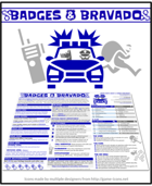 Badges & Bravado
