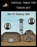 Space Colony Set 1