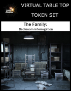 The Family: Backroom Interrogation