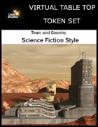 Town and Country: Sci-Fi Set