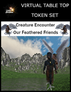 Creature Encounter Set: Death From Above