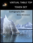 Cartography Set: Winter Wonderland
