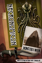 Monster of the Week - Necronomicon