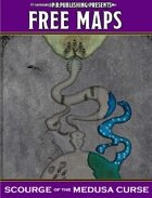 P.B. Publishing Presents: FREE MAPS 10 - Scourge of the Medusa Curse